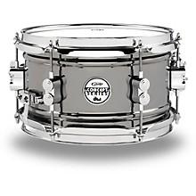 Concept Series Black Nickel Over Steel Snare Drum 10x6 Inch
