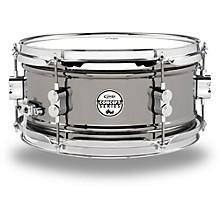 Concept Series Black Nickel Over Steel Snare Drum 12x6 Inch