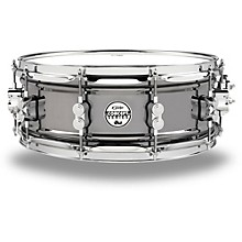 Concept Series Black Nickel Over Steel Snare Drum 14x5.5 Inch