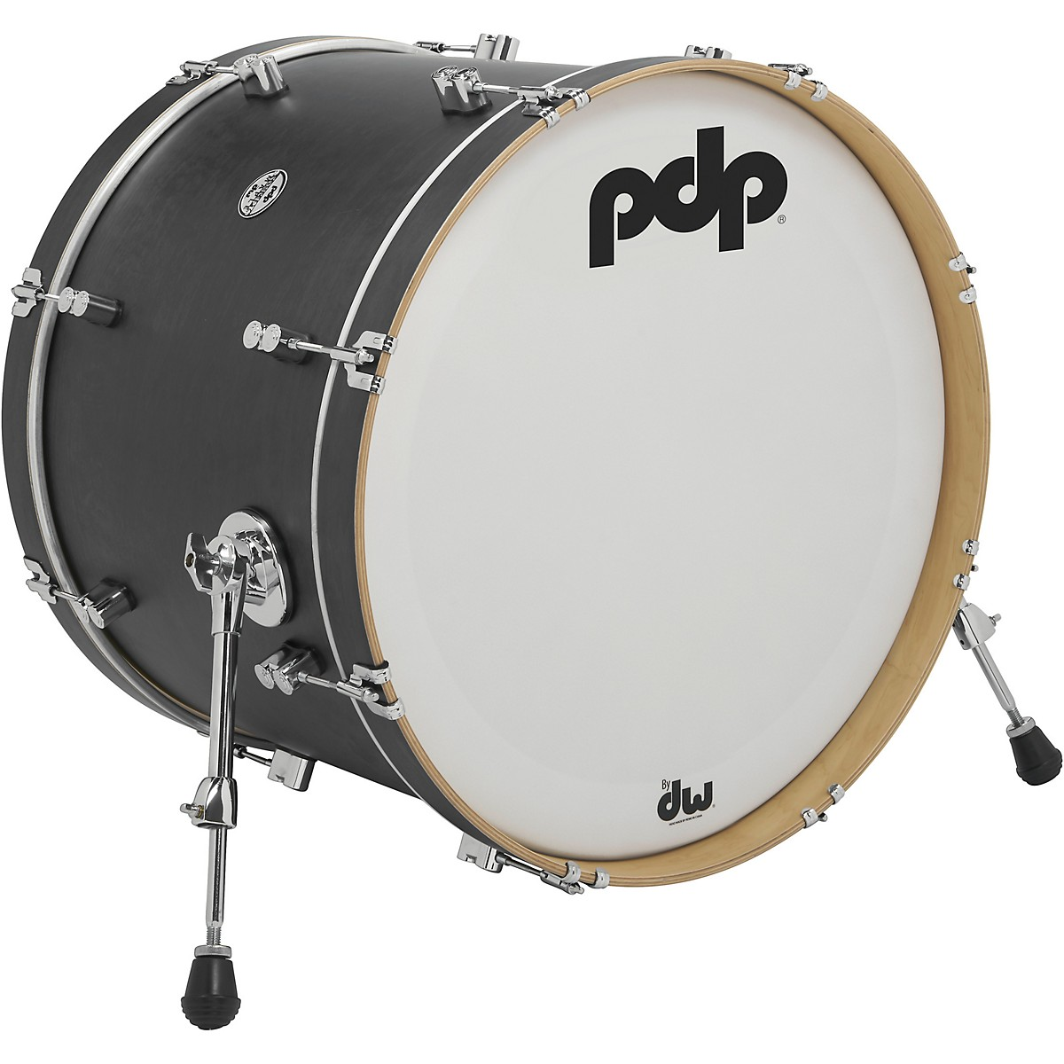 PDP by DW Concept Series Classic Wood Hoop Bass Drum