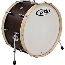 Concept Series Classic Wood Hoop Bass Drum 26 x 14 in. Walnut/Natural