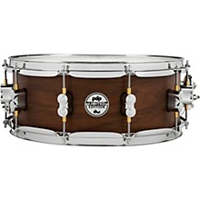 Concept Series Limited Edition 20-Ply Hybrid Walnut Maple Snare Drum 14 x 5.5 in. Satin Walnut