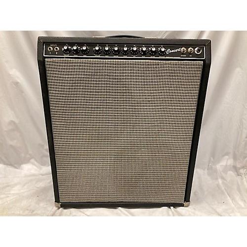 Fender Concert 2x12 Tube Guitar Combo Amp