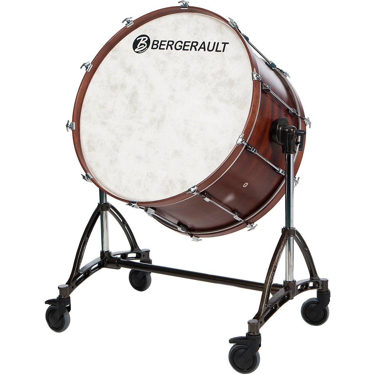 Bergerault Concert Bass Drum, 40x22