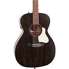 Concert Hall Legacy Acoustic-Electric Guitar Faded Black
