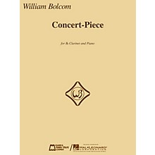 Edward B. Marks Music Company Concert-Piece (B-flat Clarinet and Piano) E.B. Marks Series Softcover