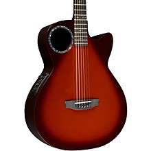 Concert Series CO-WS1005NS Acoustic-Electric Guitar Tobacco Burst