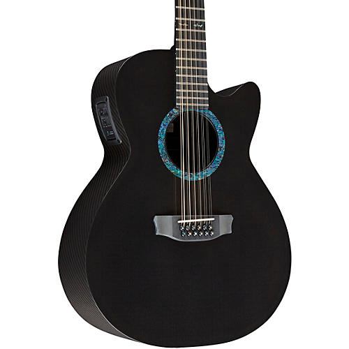 RainSong Concert Series WS 12-string Acoustic-Electric Guitar