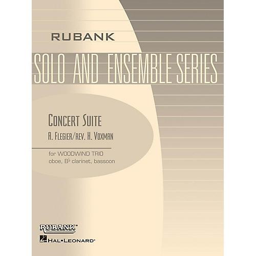 Rubank Publications Concert Suite (Woodwind Trio - Grade 4) Rubank Solo/Ensemble Sheet Series