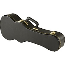 Musician's Gear Concert Ukulele Case Level 1 Black