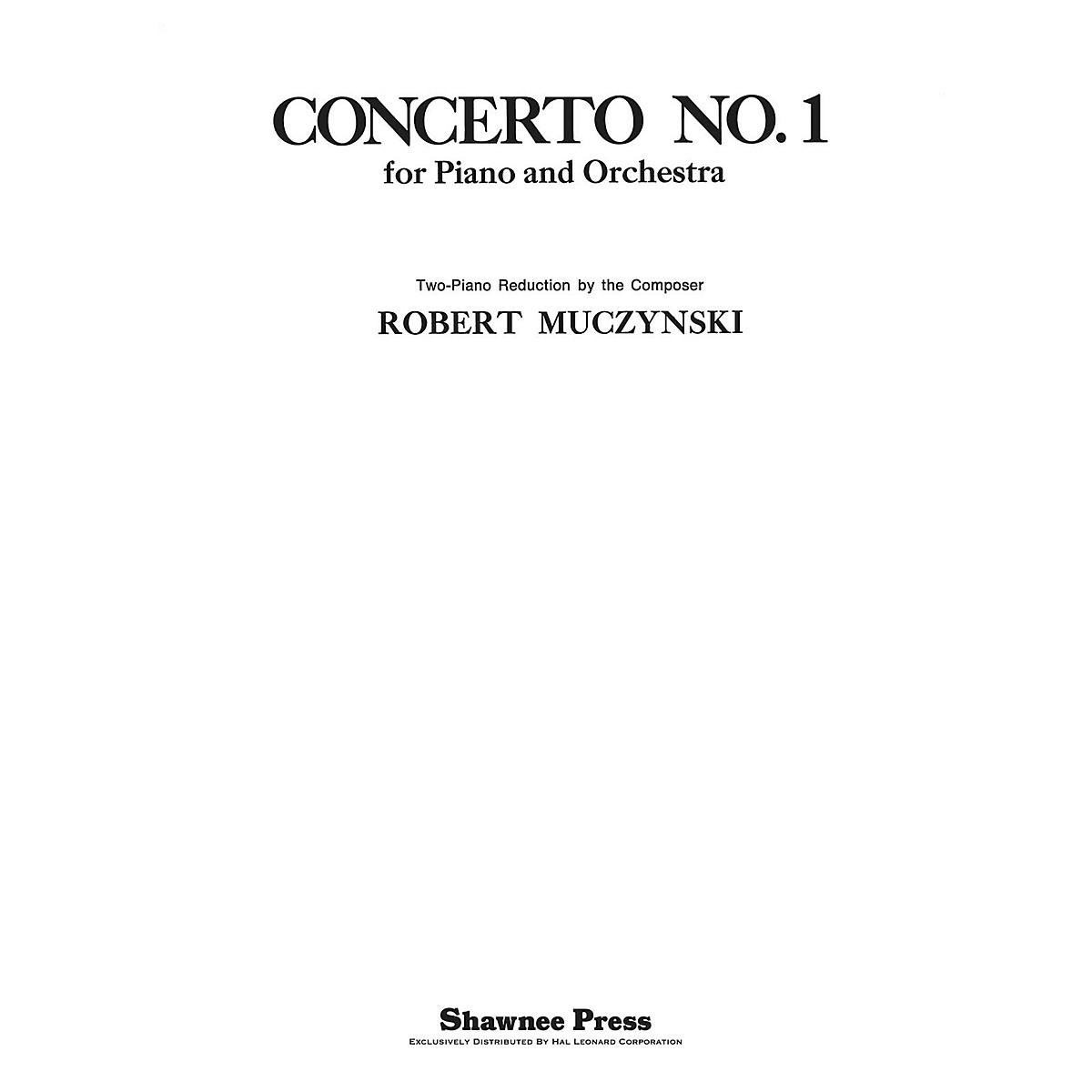 Shawnee Press Concerto No. 1 (for 2 Pianos) Shawnee Press Series