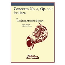 Southern Concerto No. 3, K447 (Horn) Southern Music Series Arranged by Lorenzo Sansone