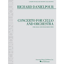 Associated Concerto for Cello and Orchestra (Cello and Piano Reduction) String Solo Series Softcover