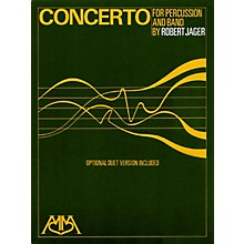 Meredith Music Concerto (for Percussion and Band) Meredith Music Resource Series Composed by Robert Jager