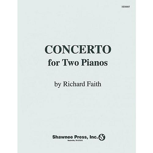 Hal Leonard Concerto for Two Pianos Piano Duet Piano