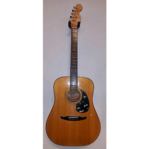 Fender Concord Acoustic Guitar