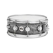 Concrete Snare Drum 14 x 5.5 in. Satin Chrome Hardware