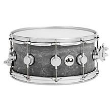 Concrete Snare Drum 14 x 6.5 in. Satin Chrome Hardware
