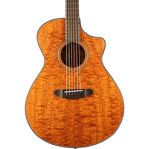 Breedlove Congo Figured Sapele Concert CE Acoustic-Electric Guitar