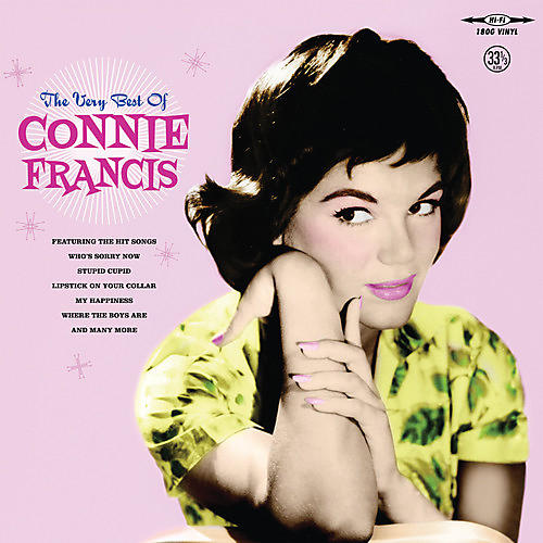 Alliance Connie Francis - Very Best Of Connie Francis