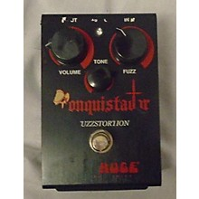 Way Huge Electronics Conquistador Effect Pedal