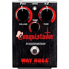 Way Huge Electronics Conquistador Fuzzstortion Effects Pedal