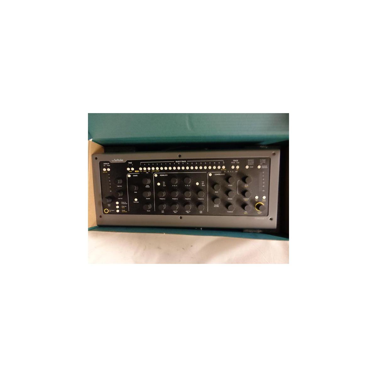 Softube Console 1 Mk II MIDI Controller