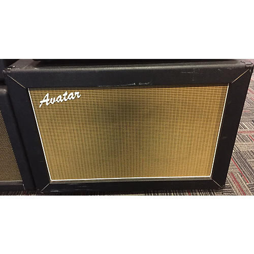 Avatar Contemperary 2x12 W/hellatone 30w Spks Guitar Cabinet