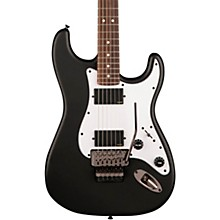 Contemporary Active Stratocaster HH Electric Guitar Flat Black