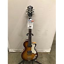 Hofner Contemporary Club Series Hollow Body Electric Guitar