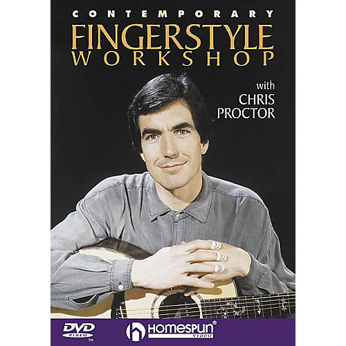 Homespun Contemporary Fingerstyle Workshop (DVD)