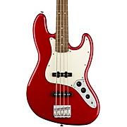 Contemporary Jazz Bass Metallic Red