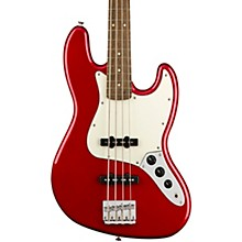 Contemporary Jazz Bass Metallic Red