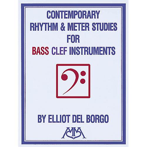 Hal Leonard Contemporary Rhythm and Meter Studies Meredith Music Resource Series by Elliot DelBorgo