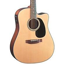 Blueridge Contemporary Series BR-40CE Cutaway Dreadnought Acoustic-Electric Guitar Level 1