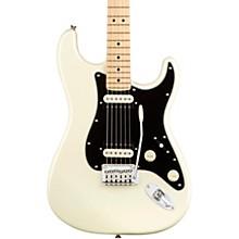 Contemporary Stratocaster HH Maple Fingerboard Electric Guitar Pearl White