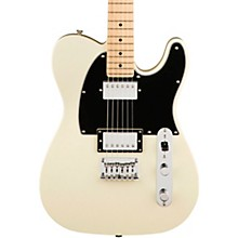 Contemporary Telecaster HH Maple Fingerboard Electric Guitar Pearl White