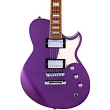 Contender HB Electric Guitar Italian Purple