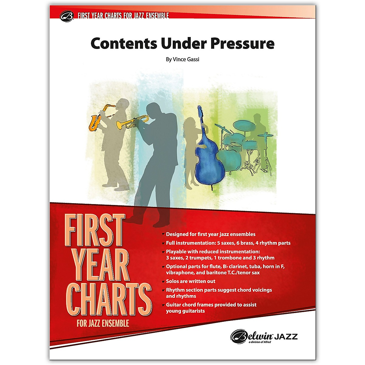 BELWIN Contents Under Pressure Conductor Score 1 (Easy)