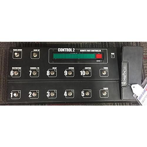 Digitech Control 2 Pedal