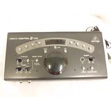 Behringer Control 2 USB Signal Processor