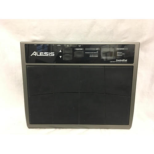 used alesis controlpad drum midi controller guitar center. Black Bedroom Furniture Sets. Home Design Ideas