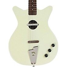 Convertible Acoustic-Electric Guitar Cream