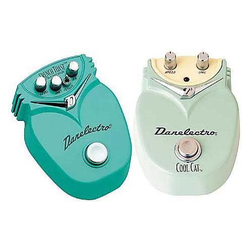 Danelectro Cool Cat & French Toast Package
