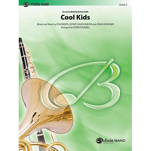 Alfred Cool Kids Concert Band Grade 2