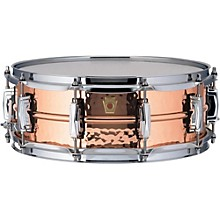 Copper Phonic Hammered Snare Drum 14 x 5 in. Copper Finish with Imperial Lugs