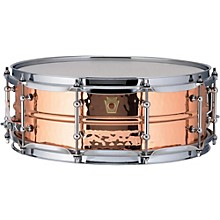 Copper Phonic Hammered Snare Drum 14 x 5 in. Copper Finish with Tube Lugs