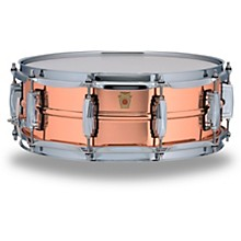 Copper Phonic Smooth Snare Drum 14 x 5 in. Smooth Finish with Imperial Lugs