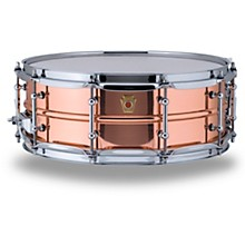 Copper Phonic Smooth Snare Drum 14 x 5 in. Smooth Finish with Tube Lugs