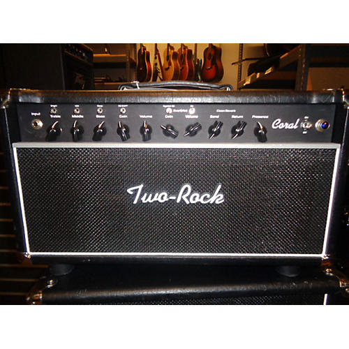 Two Rock Coral 50 Tube Guitar Amp Head